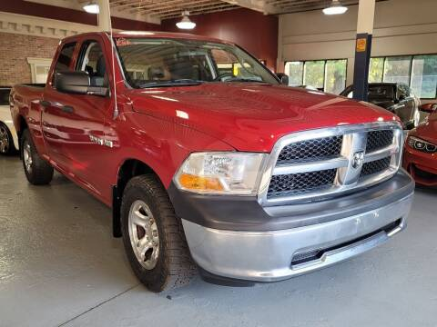 2010 Dodge Ram Pickup 1500 for sale at AW Auto & Truck Wholesalers  Inc. in Hasbrouck Heights NJ