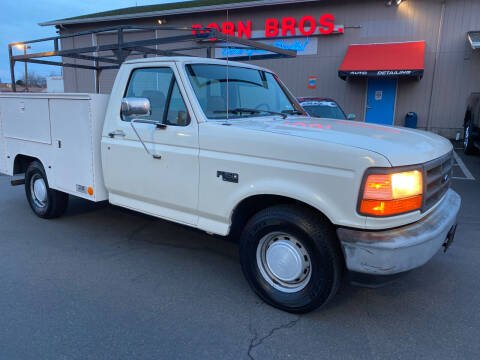 1994 Ford F-150 for sale at Dorn Brothers Truck and Auto Sales in Salem OR