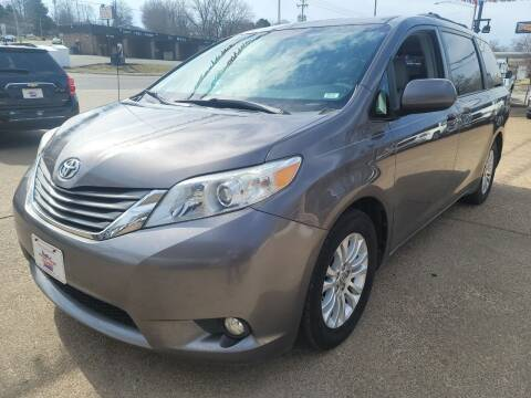 2011 Toyota Sienna for sale at County Seat Motors East in Union MO
