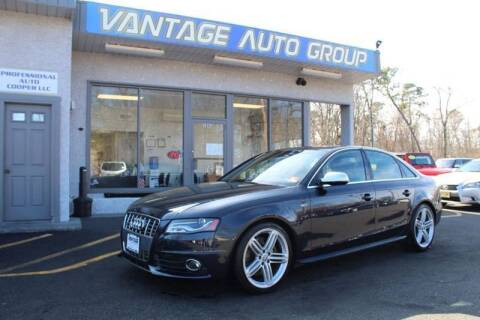 2012 Audi S4 for sale at Vantage Auto Group in Brick NJ