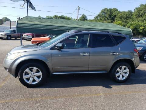 2007 Nissan Murano for sale at A-1 Auto Sales in Anderson SC