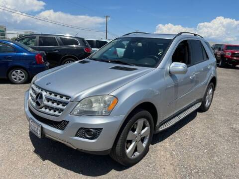 2009 Mercedes-Benz M-Class for sale at REVEURO in Las Vegas NV
