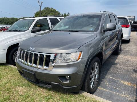 2013 Jeep Grand Cherokee for sale at Greg's Auto Sales in Poplar Bluff MO