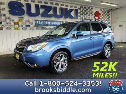 2015 Subaru Forester for sale at BROOKS BIDDLE AUTOMOTIVE in Bothell WA