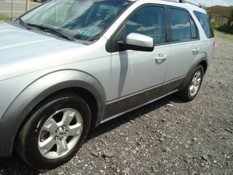 2005 Ford Freestyle for sale at Branch Avenue Auto Auction in Clinton MD