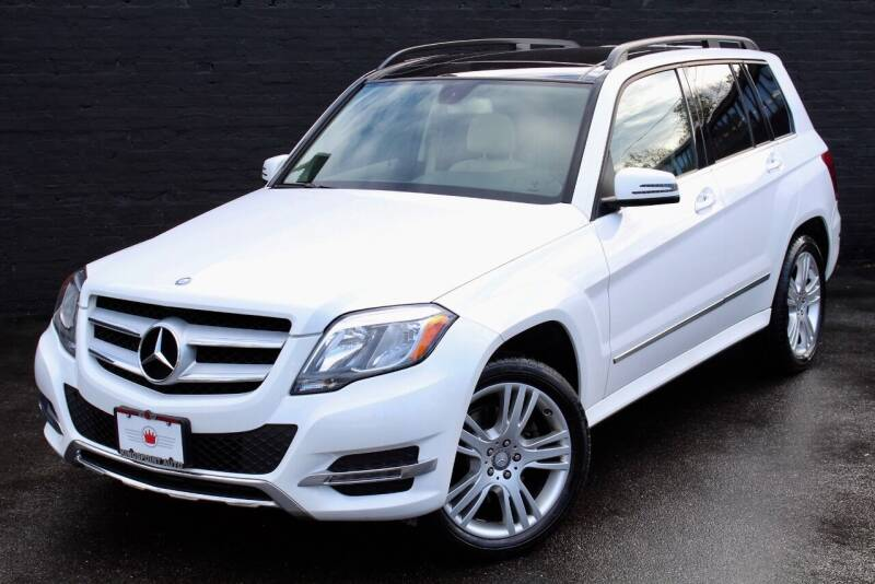2015 Mercedes-Benz GLK for sale at Kings Point Auto in Great Neck NY