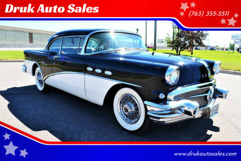 1956 Buick Special for sale at Druk Auto Sales in Ramsey MN