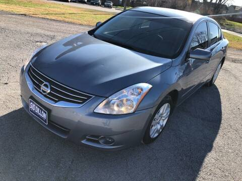 2010 Nissan Altima for sale at Supreme Auto Gallery LLC in Kansas City MO