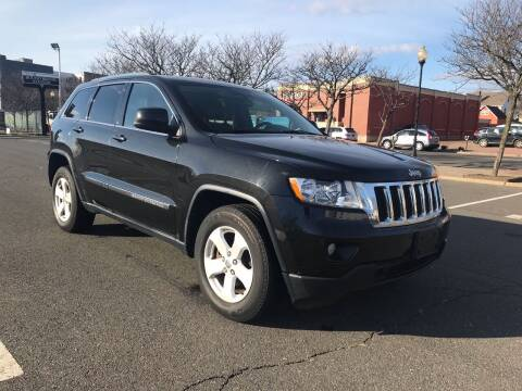 2012 Jeep Grand Cherokee for sale at Bluesky Auto in Bound Brook NJ