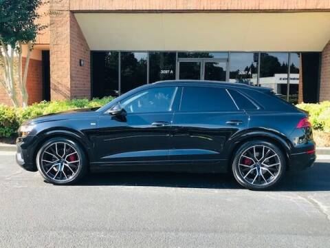 2020 Audi Q8 for sale at RPM Motorsports Of Atlanta in Atlanta GA