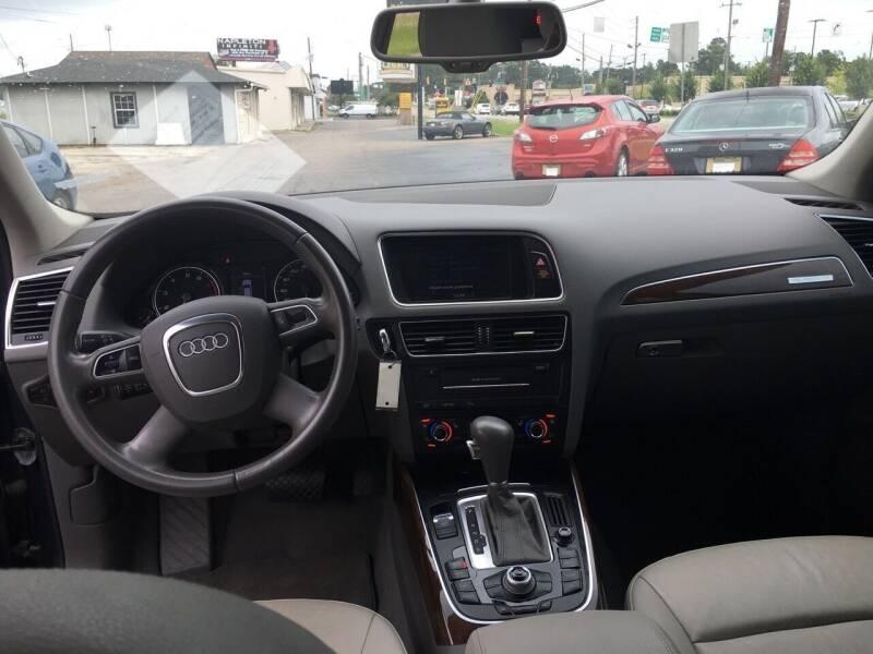 2010 Audi Q5 AWD 3.2 quattro Premium Plus 4dr SUV - Augusta GA