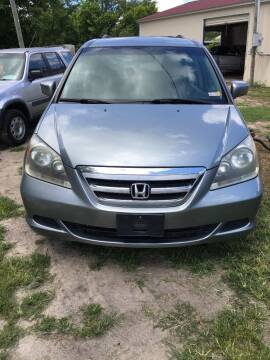2007 Honda Odyssey for sale at Murphy MotorSports of the Carolinas in Parkton NC
