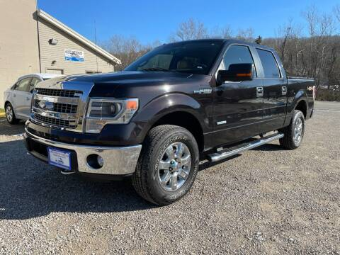 2014 Ford F-150 for sale at Court House Cars, LLC in Chillicothe OH