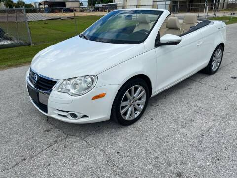 2009 Volkswagen Eos for sale at Ultimate Autos of Tampa Bay LLC in Largo FL