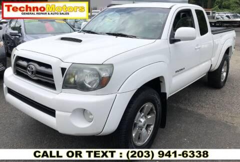 2009 Toyota Tacoma for sale at Techno Motors in Danbury CT