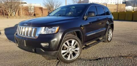 2013 Jeep Grand Cherokee for sale at JC Auto Sales LLC in Wichita KS