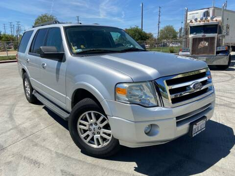 2011 Ford Expedition for sale at Affordable Auto Solutions in Wilmington CA
