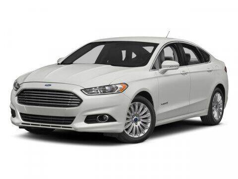 2015 Ford Fusion Hybrid for sale in Burnsville, MN