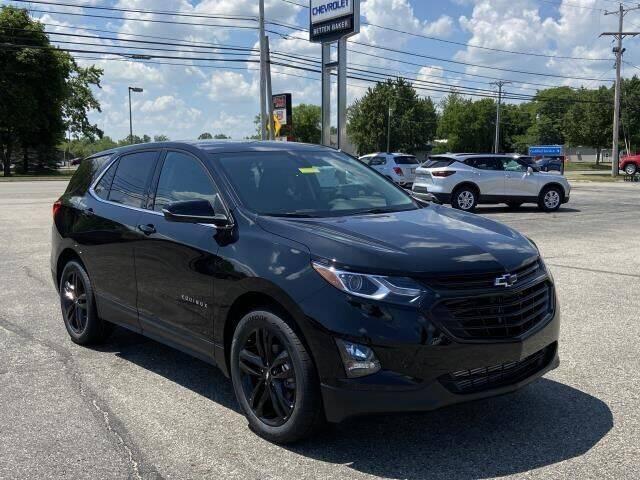 2020 Chevrolet Equinox for sale in Ithaca, MI