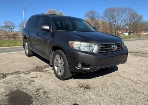 2008 Toyota Highlander for sale at InstaCar LLC in Independence MO