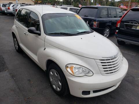 2009 Chrysler PT Cruiser for sale at ANYTHING ON WHEELS INC in Deland FL