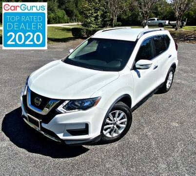 2018 Nissan Rogue for sale at Brothers Auto Sales of Conway in Conway SC