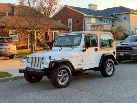 1997 Jeep Wrangler for sale at Reis Motors LLC in Lawrence NY