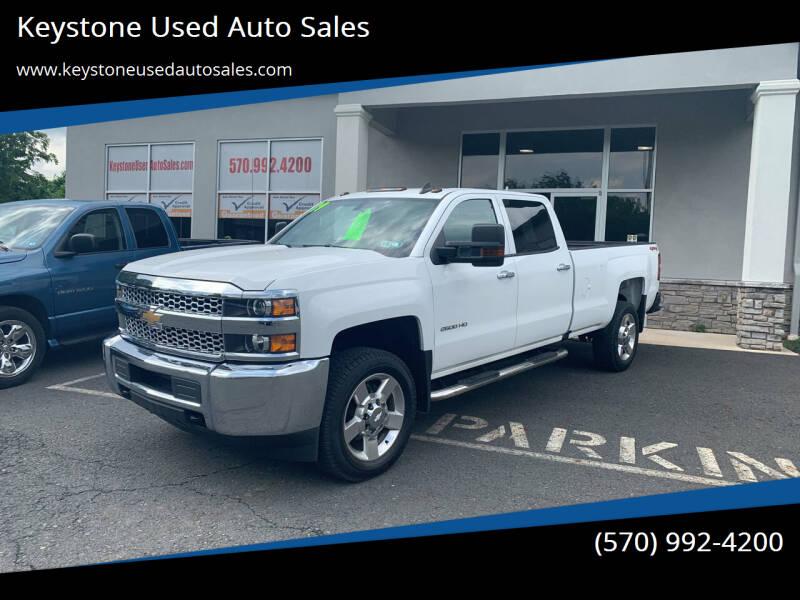 2019 Chevrolet Silverado 2500HD for sale at Keystone Used Auto Sales in Brodheadsville PA