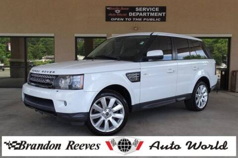 2012 Land Rover Range Rover Sport for sale at Brandon Reeves Auto World in Monroe NC