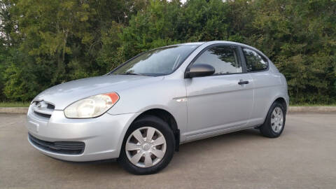 2007 Hyundai Accent for sale at Houston Auto Preowned in Houston TX