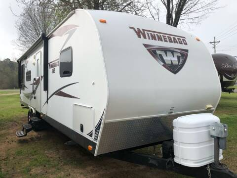 2012 FOR SALE!!!  Winnebago 30RE for sale at S & R RV Sales & Rentals, LLC in Marshall TX