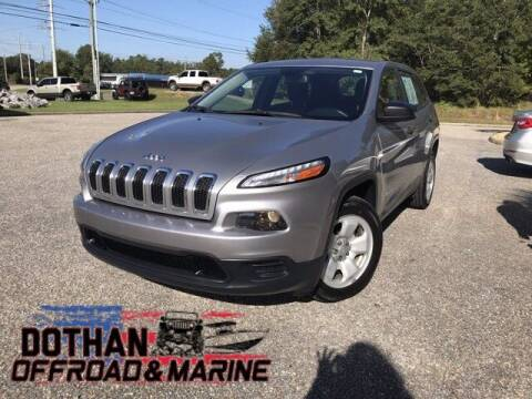 2017 Jeep Cherokee for sale at Mike Schmitz Automotive Group in Dothan AL