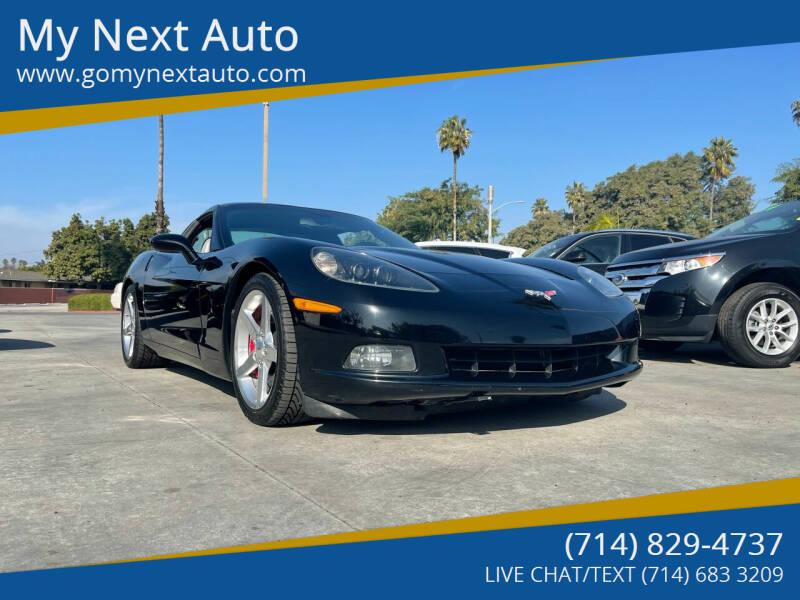 2005 Chevrolet Corvette for sale at My Next Auto in Anaheim CA