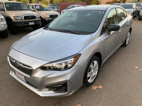 2017 Subaru Impreza for sale at C. H. Auto Sales in Citrus Heights CA