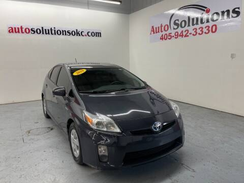 2010 Toyota Prius for sale at Auto Solutions in Warr Acres OK