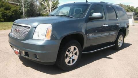 2007 GMC Yukon for sale at Motor City Idaho in Pocatello ID