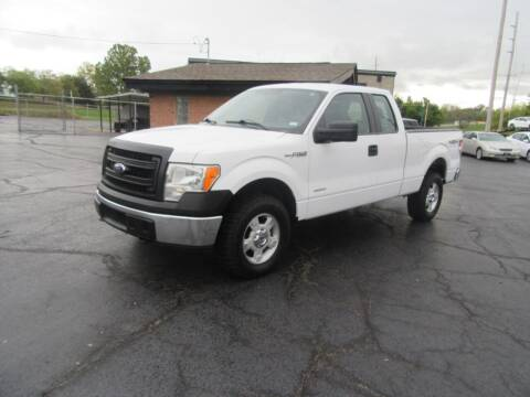 2014 Ford F-150 for sale at Riverside Motor Company in Fenton MO