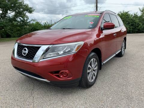 2013 Nissan Pathfinder for sale at Craven Cars in Louisville KY