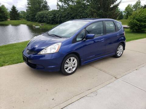 2010 Honda Fit for sale at Exclusive Automotive in West Chester OH