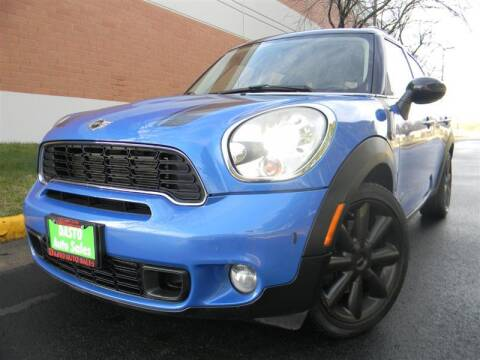 2011 MINI Cooper Countryman for sale at Dasto Auto Sales in Manassas VA