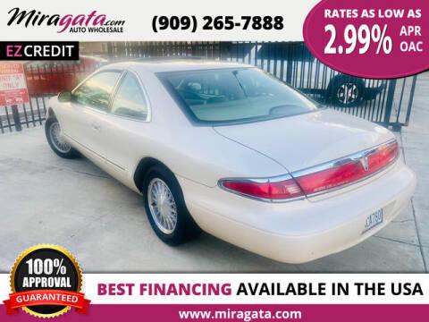 1997 Lincoln Mark VIII for sale at Miragata Auto in Bloomington CA