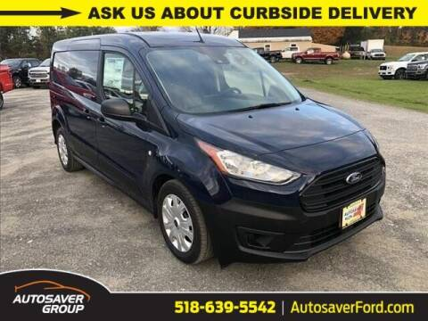 2020 Ford Transit Connect Cargo for sale at Autosaver Ford in Comstock NY