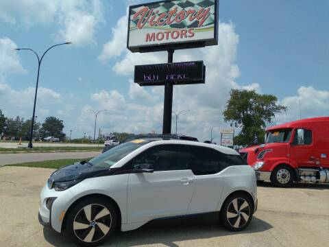 2015 BMW i3 for sale at Victory Motors in Waterloo IA