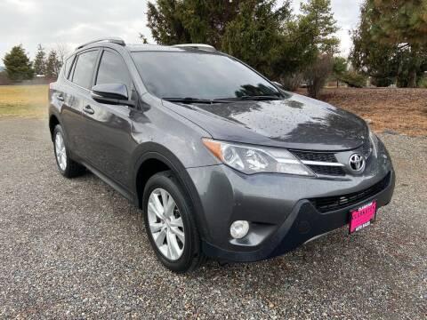 2015 Toyota RAV4 for sale at Clarkston Auto Sales in Clarkston WA