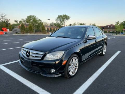 2008 Mercedes-Benz C-Class for sale at Innovative Auto Group in Little Ferry NJ