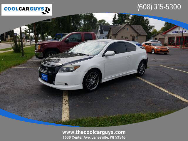 2005 Scion tC for sale at Cool Car Guys in Janesville WI