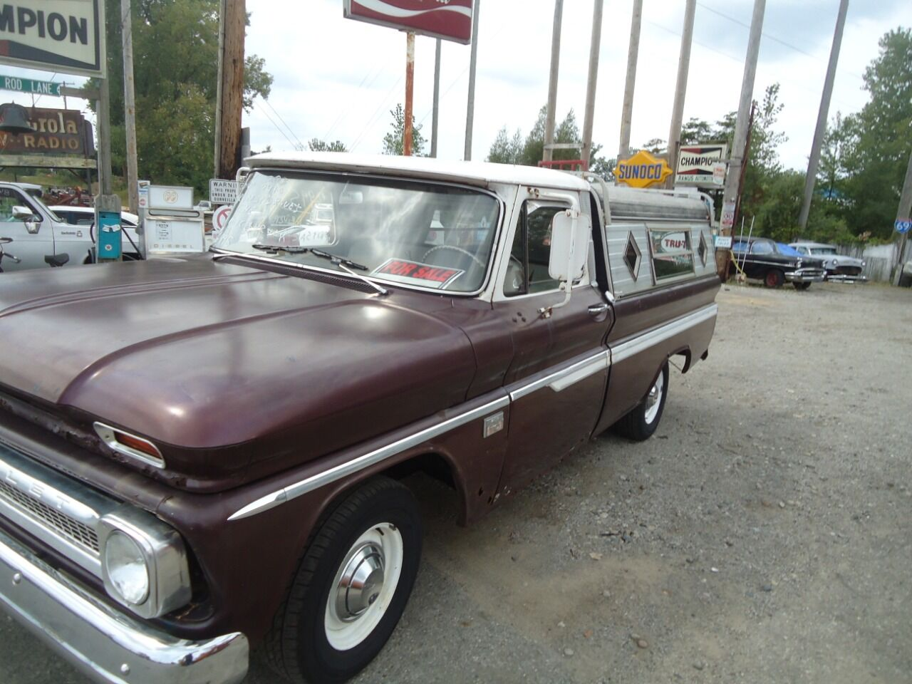 1966 Chevrolet C/K 10 Series 29