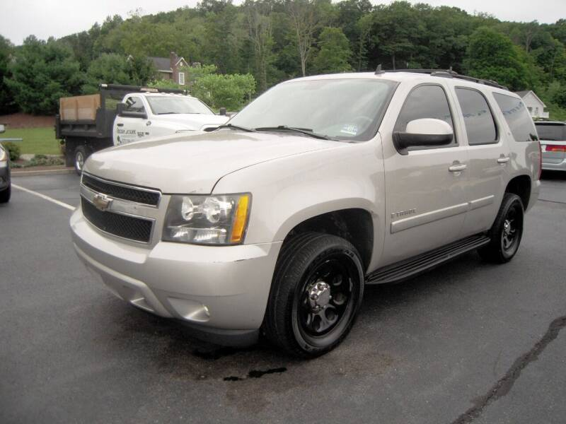 2009 Chevrolet Tahoe for sale at 1-2-3 AUTO SALES, LLC in Branchville NJ