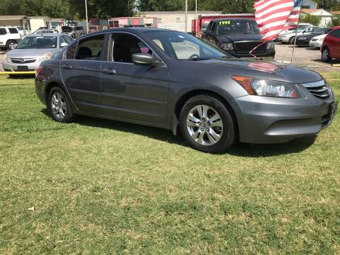 2011 Honda Accord for sale at OKC CAR CONNECTION in Oklahoma City OK