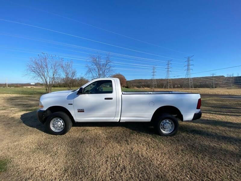 2012 RAM Ram Pickup 2500 for sale at Tennessee Valley Wholesale Autos LLC in Huntsville AL